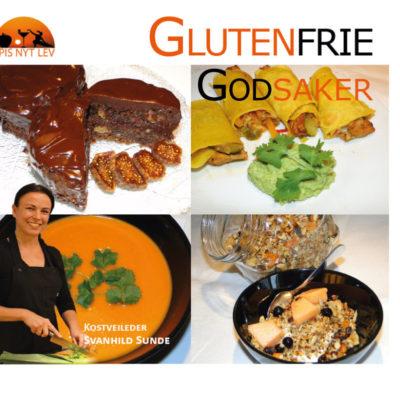 Glutenfrie Godsaker – Bakekurs og boklansering